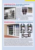LOGGIA- Schiebefenster/Türen, die besonders schmale und leichte ... - Seite 5