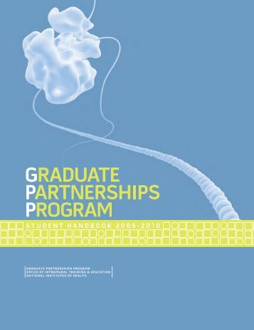 GPP Handbook - Office of Intramural Training & Education at the ...