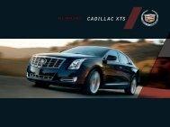 CADIllAC XTS - GM Canada