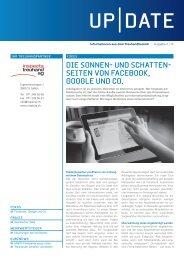 Themen dieser Ausgabe - Inspecta Treuhand AG