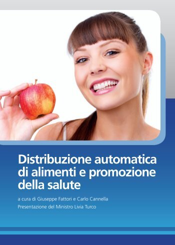 Distribuzione automatica di alimenti e promozione della salute