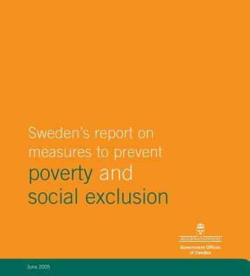 poverty and social exclusion - Futuros