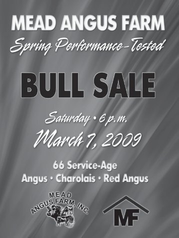 March 7, 2009 - Angus Journal
