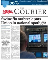 4th May (Issue 1191) - The Courier