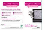 Your guide to switchover - Wandle Housing Association