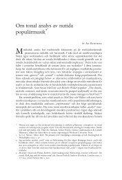 Danish Yearbook of Musicology 24 • 1996 / Dansk årbog for ...