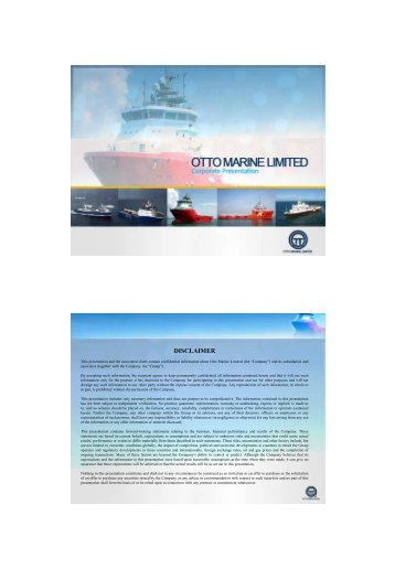 1214 KB - Otto Marine Limited