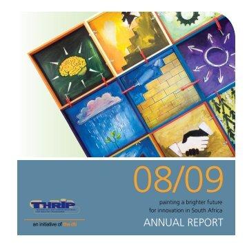 THRIP AR 2008-09.pdf - Words' Worth