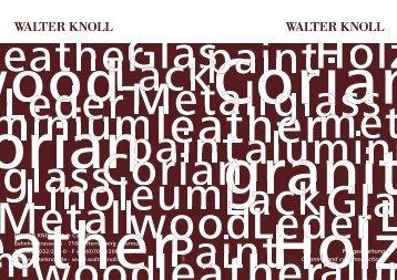 Download Pflegehinweise - Walterknoll.de