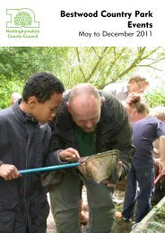 Bestwood Country Park Events - Things to do in Nottinghamshire