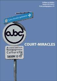 Court Miracles - Arts & Culture