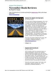 Printer Friendly Page - Apogee Photo