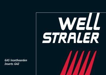 Inzethaarden van WellStraler. - Walter Goovaerts Herenthout