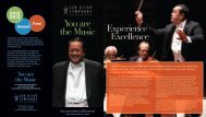 Download the San Diego Symphony's latest Membership Brochure