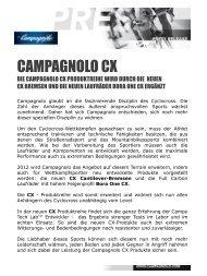Pressemitteilung - cx-sport.de