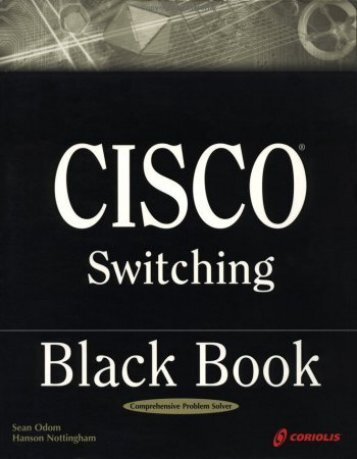 Table of Contents - Cisco Academy