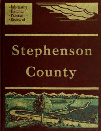 American aerial county history series : - Illinois Ancestors