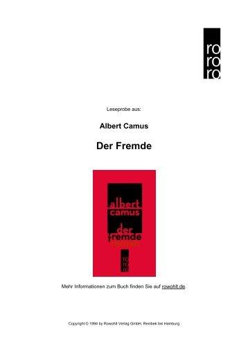 Der Fremde - Fuxx-online.de