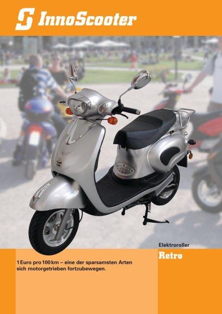 Datenblatt Download - InnoScooter
