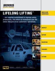 Nuclear Maintenance Services Brochure - Morris Material Handling