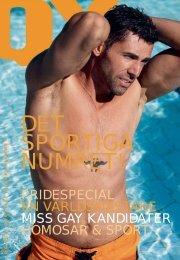 pridespecial en världsmästare miss gay kandidater homosar ... - Qx