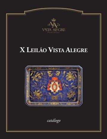 X LEILÃO VISTA ALEGRE - Cabral Moncada Leilões