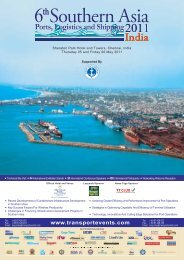 Sheraton Park Hotel and Towers, Chennai, India Thursday 05 and ...