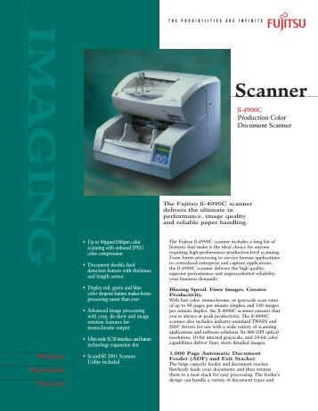 Scanner - KAB Scanning Resources