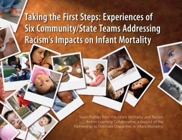 Taking the First Steps: Experiences of Six Community/State Teams ...