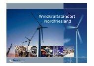Windkraftstandort Nordfriesland - windcomm schleswig-holstein