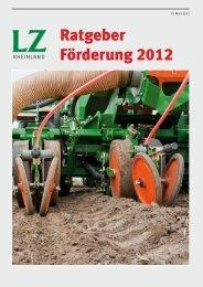 Ratgeber Förderung 2012 - Landwirtschaftskammer Nordrhein ...