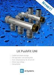 Produktblad - LK Systems AB