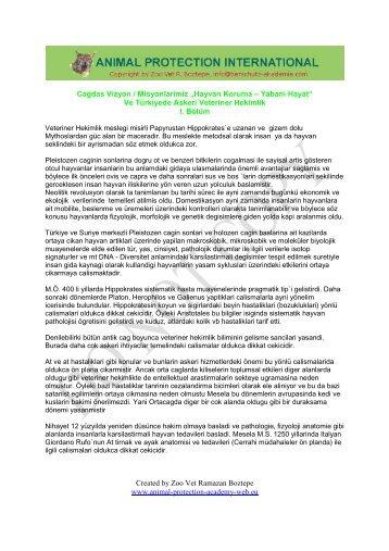 askeri vet hek 030510 - Akademie für Tierschutz
