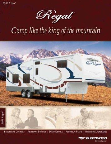 Camp like the king of the mountain - RVUSA.com