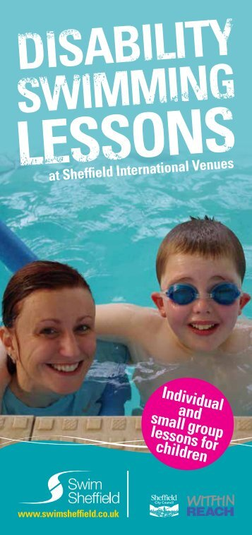 Individual and small group lessons for children - Within Reach