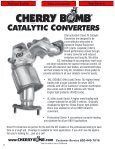 XXL Catalytic Converters - Page 6