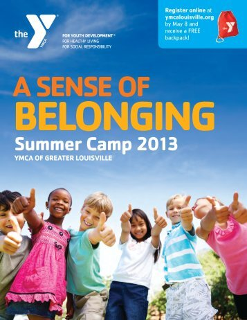 2013 Summer Day Camp Guide - YMCA of Greater Louisville