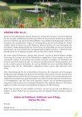 GÄRTEN & PUBLIKUM: SCHLÜSSEL ZUM ERFOLG… - Sansehaver - Seite 3