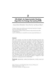 An Opportunistic Routing Algorithm for Energy Harvesting ... - A*Star
