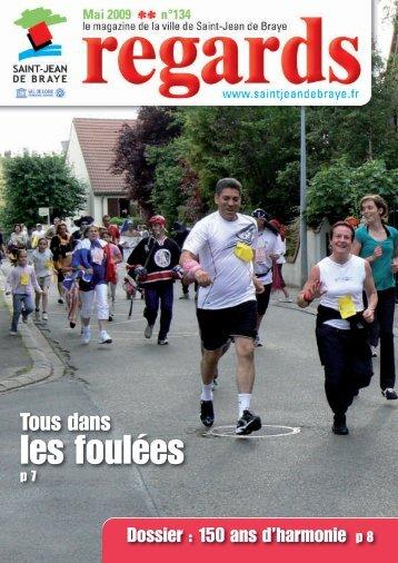 """""""Regards"""" mai 2009 (pdf - 2,29 Mo) - Ville de Saint Jean de Braye"""