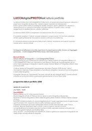 letture portfolio - Artelab