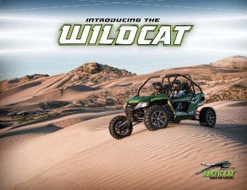Wildcat 1000i H.O brochure