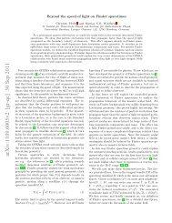 arXiv:1109.6005v2 [gr-qc] 30 Sep 2011