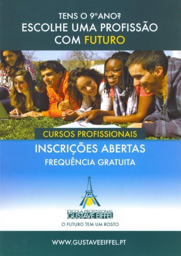 TENS o 9°ANoe ~ ESCOLHE UMA PROFISSAO COM FUTURO