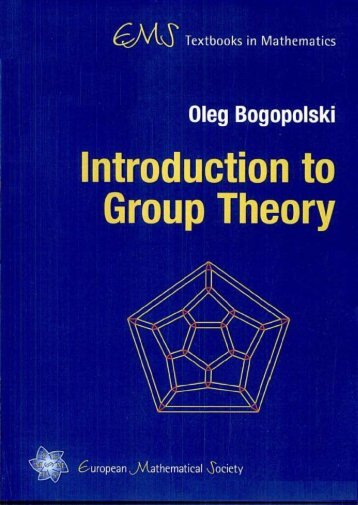 Introduction to finite group theory