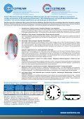 luz led bajo el agua led-unterwasserleuchten ... - Waterco Europe - Page 7