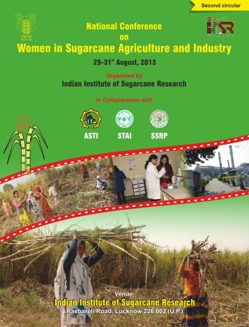 Know more... - Indian Institute of Sugarcane Research