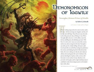 DEMONOMICON PDF