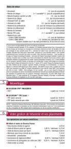Les conditions tarifaires - BPE - Page 6