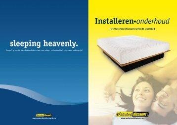 sleeping heavenly. - Waterbed Discount